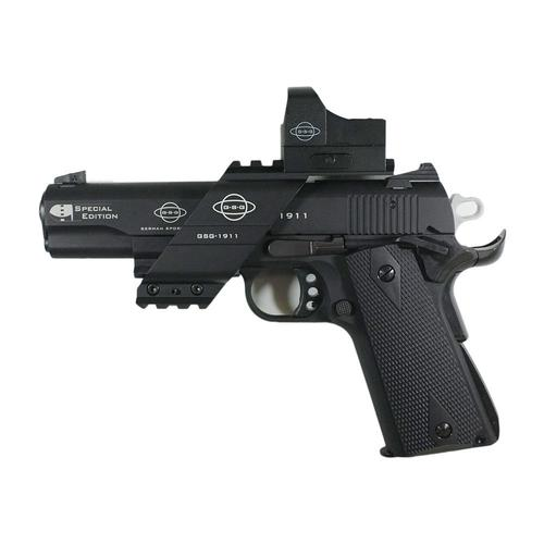 "GSG 1911 Special Edition, .22LR Pistol, 5"" Barrel, Red Dot Sight H13GSG911SPE?>"