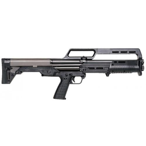 "Kel-Tec KS7 Pump Action Shotgun, 12 Gauge, 3"", 18.5"" Barrel, 6+1 Mag Tube, Black, KS7BLK?>"