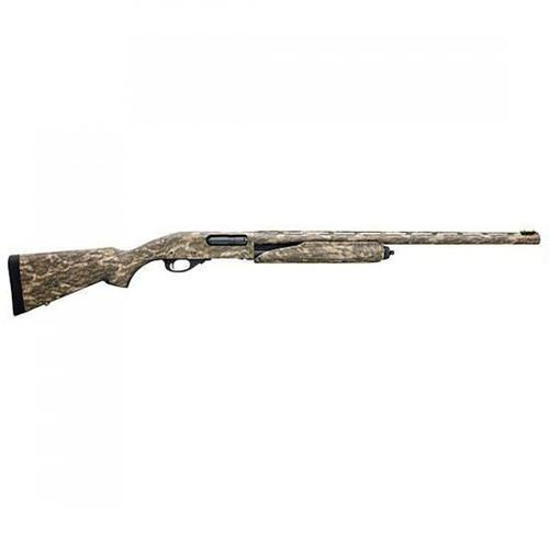 "Remington 870 Express Super Magnum Turkey/Waterfowl Pump Action Shotgun 12 Gauge 26"" Barrel 3.5"" Chamber Mossy Oak Bottomland Camo Finish 81125?>"