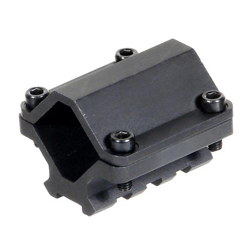 Leapers UTG Universal Single-rail Shotgun Barrel Mount 3 Slots MNT-BR003XLS?>
