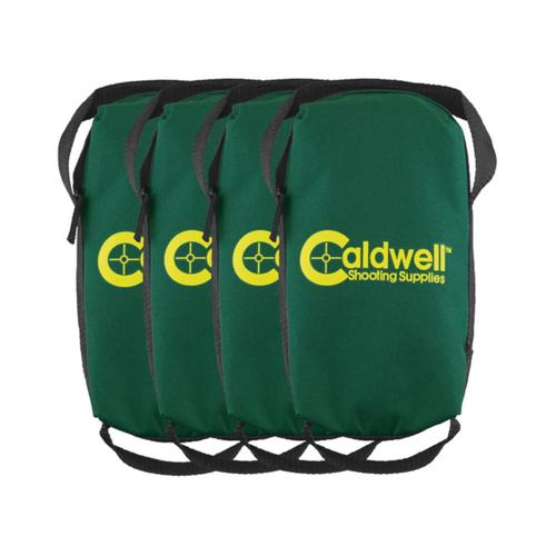 Caldwell Lead Sled Weight Bag Standard Size Green Cordura Nylon 4 Pack 533117?>