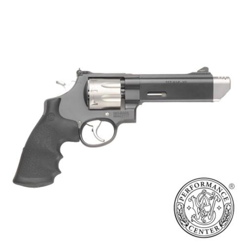 "S&W 627 V-Comp Revolver  .357 Magnum / .38 Special 5"" Barrel 8 Round Stainless Adjustable Sights 170296?>"