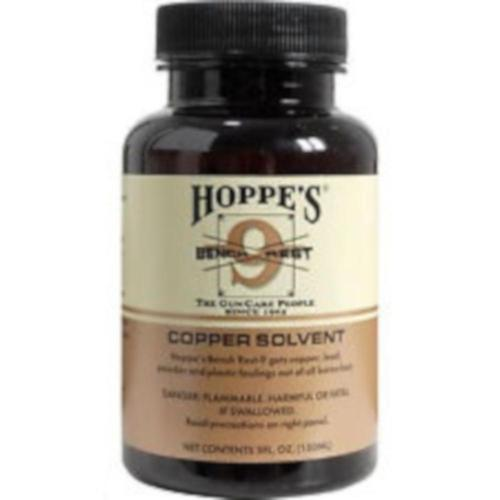 Hoppe's BR904-C No 9 Bench Rest Copper Solvent 5oz?>