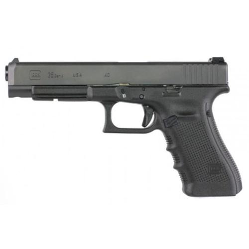 Glock 35 Gen4 Semi-Auto Pistol .40 S&W Black Finish Adjustable Sights 10 Round UG3530101?>