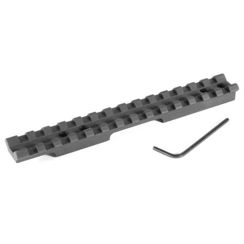 "EGW Savage Mark II Picatinny Rail Scope Mount 1-3/8"" Ejection Port 20 MOA Aluminum Matte Black?>"