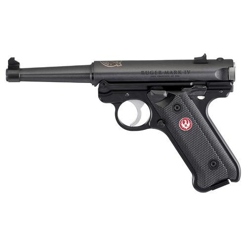 Ruger Mark IV Semi-Auto Pistol Limited Edition 70th Anniversary Model 22LR 40168?>