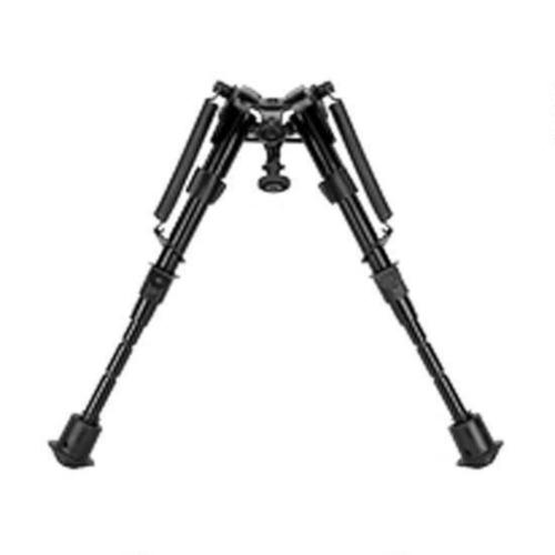 "Caldwell XLA Fixed Bipod 9"" to 13"" Height Forend Protection Pad Spring Loaded Legs 403215?>"