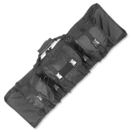"Uncle Mike's Tactical Rifle Case Black Soft 36"" 64004?>"
