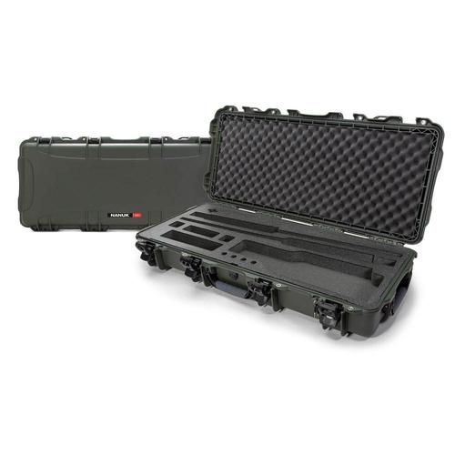 Nanuk 985 Takedown Shotgun Case with Foam Insert Olive 985-TAK6?>