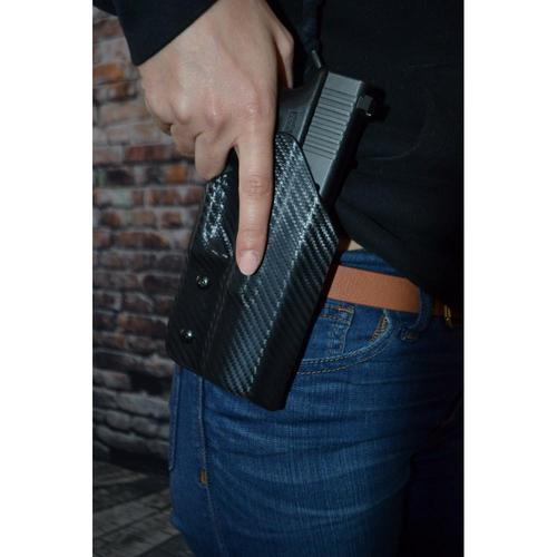 Just Holster It Ruger SR9 Competition Holster LEFT JHI-SR9-L?>