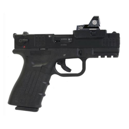 "ISSC OMNI Black Semi-Auto Pistol .22LR 4.4"" Barrel 10 Rounds 130203?>"