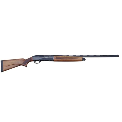"Canuck Hunter Semi-Auto Shotgun 12 Gauge 28"" Barrel Walnut Stock Black Receiver and Bolt?>"