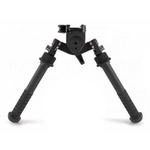 Atlas Bipod Gen2 CAL (Cant and Loc) with Quick Detach Aluminum Black BT65-LW17?>
