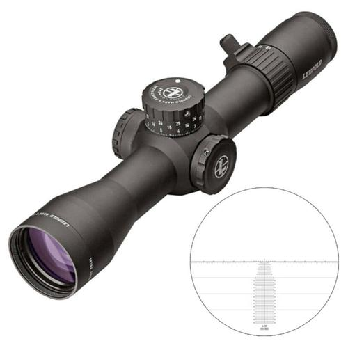 Leupold Mark 5HD 3.6-18x44 Rifle Scope H59 Non-Illuminated Reticle 35mm Tube 1/10 Mil Adjustments Side Focus Parallax First Focal Plane Matte Black Finish?>
