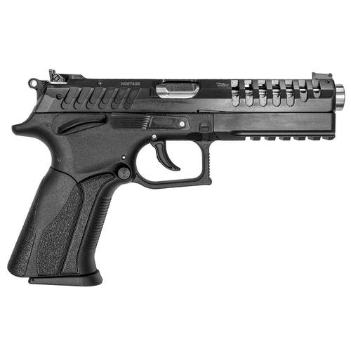 "Grand Power X-Calibur Match CO Semi-Auto Pistol 9mm 5"" Barrel 10 Rounds Optic Ready?>"