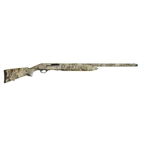 "Canuck Hunter Semi-Auto Shotgun 20 Gauge 28"" Barrel Mossy Oak Duck Blind Camo?>"