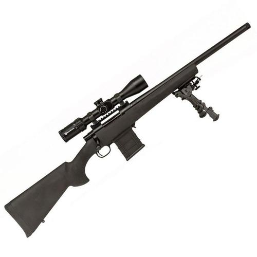"Howa MiniAction 223 Rem Bolt Action Rifle 20"" Threaded Barrel. NP3940 Scope, 2 Mags, Bipod?>"