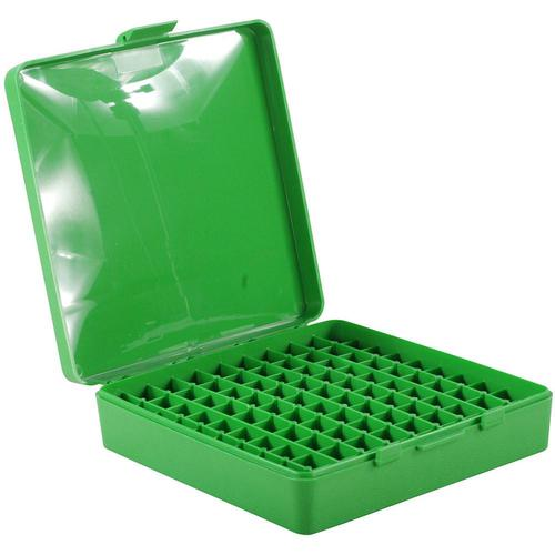 MTM Flip-Top Ammo Box 40 S&W, 10mm Auto, 45 ACP Plastic?>