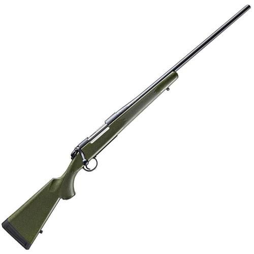 "Bergara B-14 Hunter Bolt Action Rifle 6.5 Creedmoor 22"" Barrel 4 Rounds Green Synthetic Stock B14S102?>"