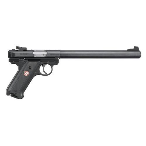 "Ruger Mark IV Target Semi-Auto Pistol 22LR 10"" Barrel Blued 40173?>"