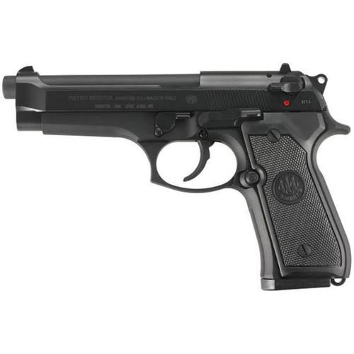 Beretta 92FS Semi-Auto Pistol 9mm Black Finish 10 Round 92F300?>