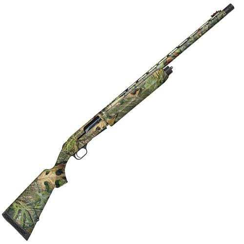 "Mossberg 930 Turkey Semi Auto Shotgun 12 Gauge 3"" Chamber 24"" Vent Rib Barrel 4 Rounds Synthetic Stock Mossy Oak Obsession?>"
