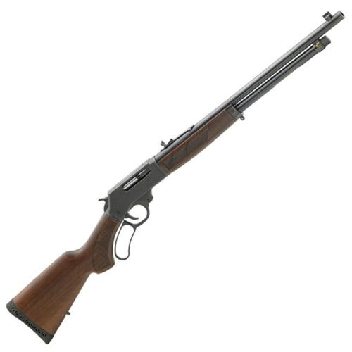 "Henry Lever Action Shotgun .410 Bore 19.75"" Barrel 5 Round Blued Steel Receiver American Walnut Stock H018-410R?>"