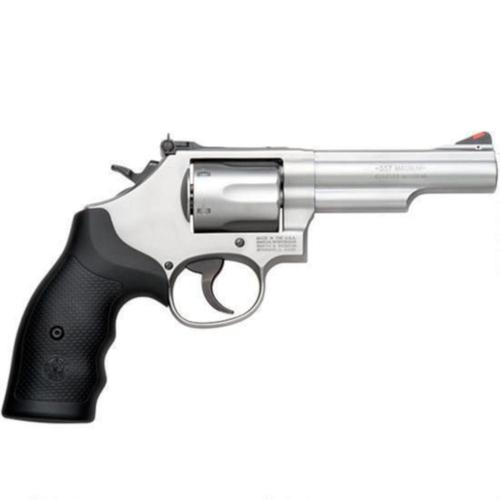 "S&W 66 Revolver .357 Magnum 4.25"" Barrel 6 Rounds Synthetic Grip Glass Bead Finish 162662?>"