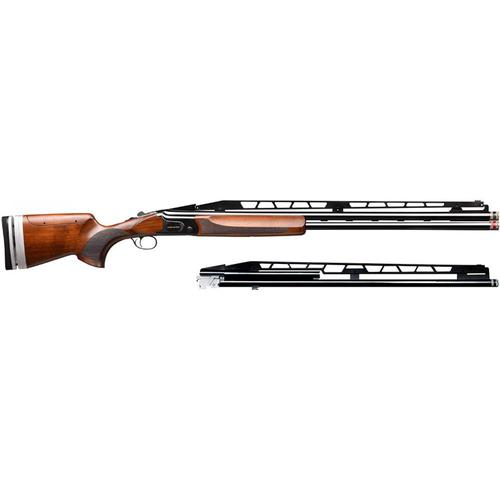 "Canuck Trap Over/Under Shotgun Double Barrel Combo 12 Gauge 32"" Barrels Matte Turkish Walnut Stock COUT1232?>"