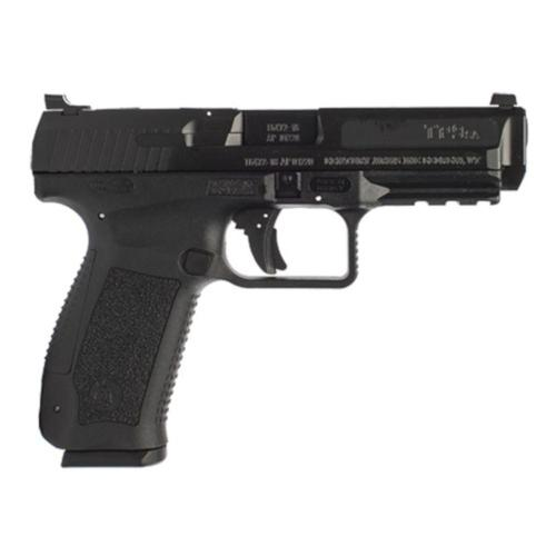 "Century Arms Canik TP9SA Mod.2 Semi-Auto Pistol 9mm Luger 4.46"" Barrel 10 Round Black Holster HG4543-N?>"