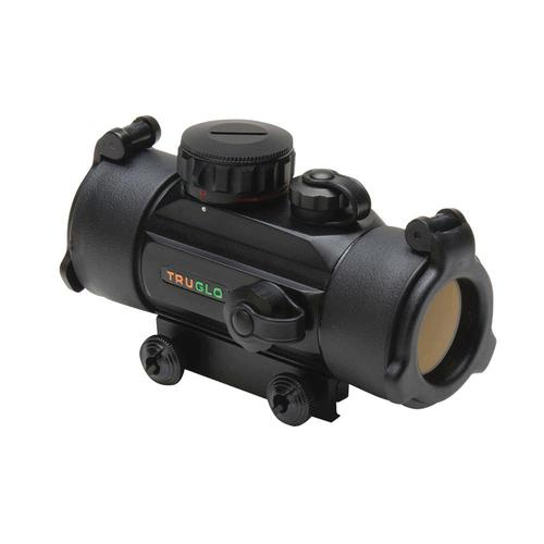 Truglo Red Dot Sight 30mm 5 MOA Dot Matte Black TG8030B?>