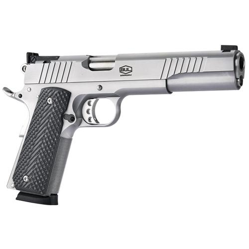 "Bul Armory 1911 Target 6, 9mm, 6"" Barrel, 2 Magazines?>"