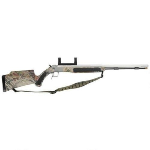 CVA Accura V2 209 Magnum Muzzleloader Rifle .50 Caliber Break Action Camo with Scope Mount PR3112SM?>
