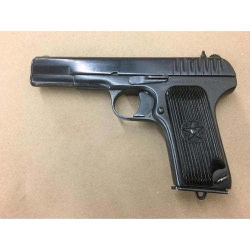Issued Surplus Tokarev TT-33 Pistol 8 Rounds 7.62x25mm?>