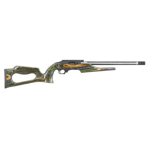 Ruger 10/22 Competition Custom Shop Semi-Auto Rifle 22LR Green Mountain Laminate 31147?>