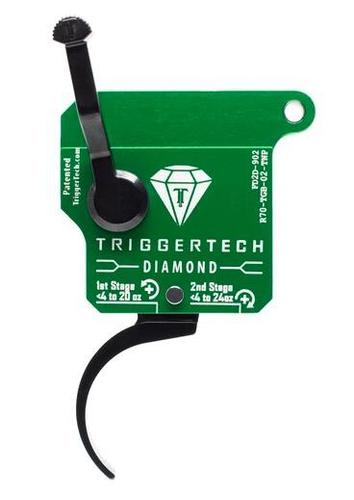 TriggerTech Rem 700 Diamond Two-Stage Trigger Curved Right Hand?>