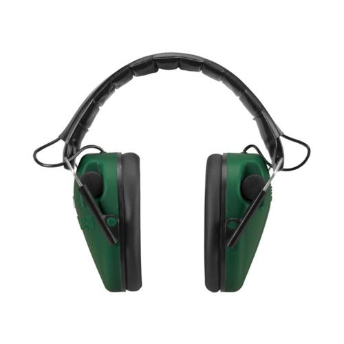 Caldwell E-MAX Low Profile Electronic Earmuffs Green (NRR 23dB) 487557?>
