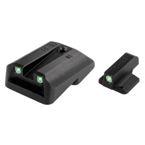 "Truglo Tritium Night Sights 1911 5"" Government Novak LoMount .260/.450 TG231N1?>"