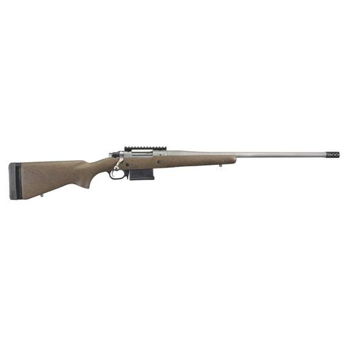 "Ruger Hawkeye Long-Range Hunter Bolt Action Rifle 6.5 PRC 22"" Barrel 47197?>"