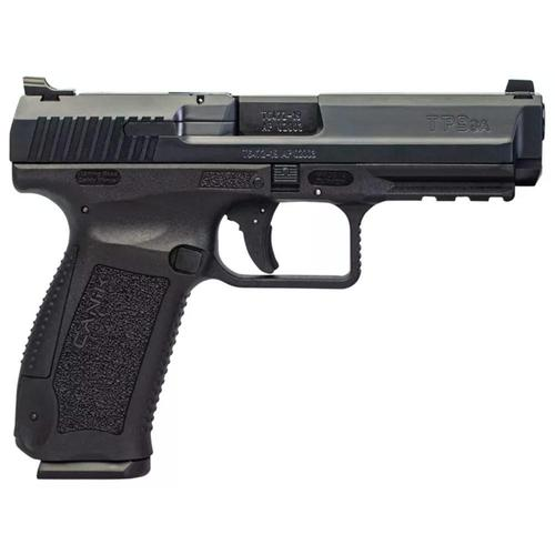 "Century Arms Canik TP9SA Mod.2 Semi-Auto Pistol 9mm Luger 4.46"" Barrel 10 Round Black Holster?>"