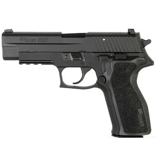 "DEMO: Sig Sauer P226 40 S&W Semi-Auto Pistol 4.4"" Barrel  SIGLITE Night Sights?>"