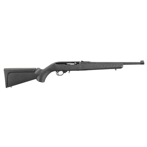 "Ruger 10/22 Compact Semi-Auto Rifle 22LR Black Synthetic Stock 16.12"" Barrel 31114?>"