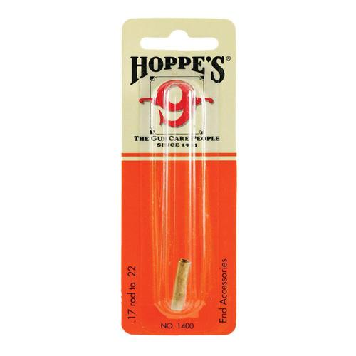 Hoppe's Cleaning Rod Conversion Adapter .17 Rod to .22 End Adapter Silver 1400?>