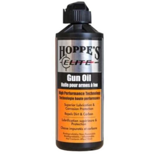 Hoppe's Elite Gun Oil 2oz Bottle?>