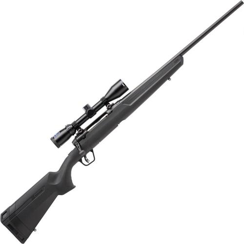 "Savage Axis II XP Bolt Action Rifle .308 Win. 22"" Barrel 4 Rounds with 3-9x40 Bushnell Banner Scope Matte Black Finish 57095?>"