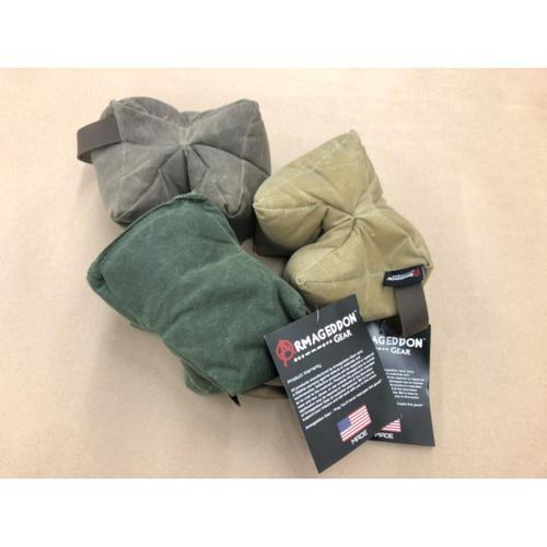 Armageddon Gear Pint-Size Game Changer Waxed Canvas Light Weight Fill Green AG0681 LW GM?>