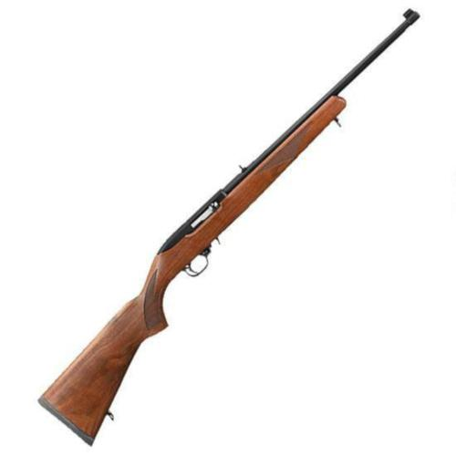 "Ruger 10/22 Sporter Semi-Auto Rifle .22LR 18.88"" Barrel 10 Rounds American Walnut Stock Black Matte or Gloss 1102?>"