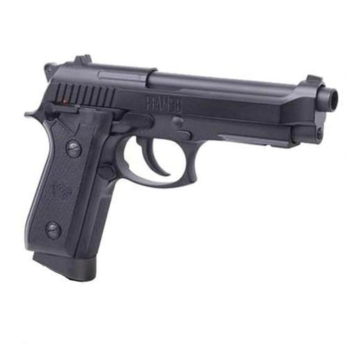 Crosman Air Pistol 177 Caliber BB Full Auto PFAM9B?>