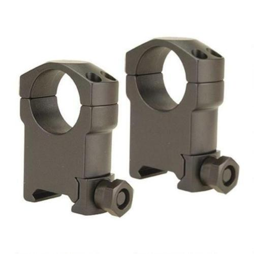 Leupold Mark 4 Tactical Scope Rings 30mm Tube Diameter Super High Height Aircraft Grade Aluminum Rings Matte Black 57555?>