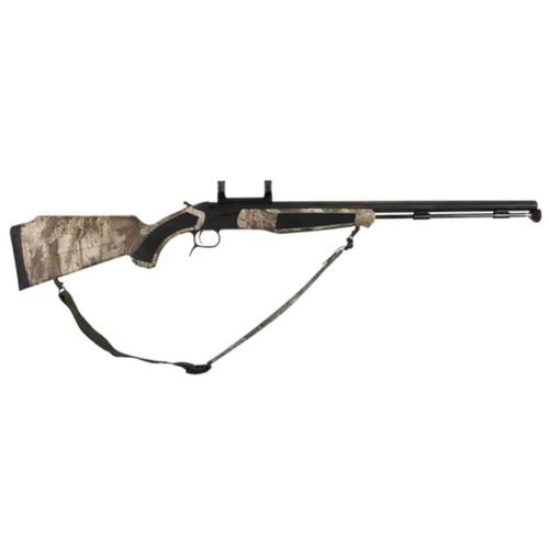 "CVA Accura MR Muzzleloading Rifle with Dead-On Scope Mount 50 Caliber 25"" Barrel Realtree Max-1 Synthetic Stock PR3121SNM?>"